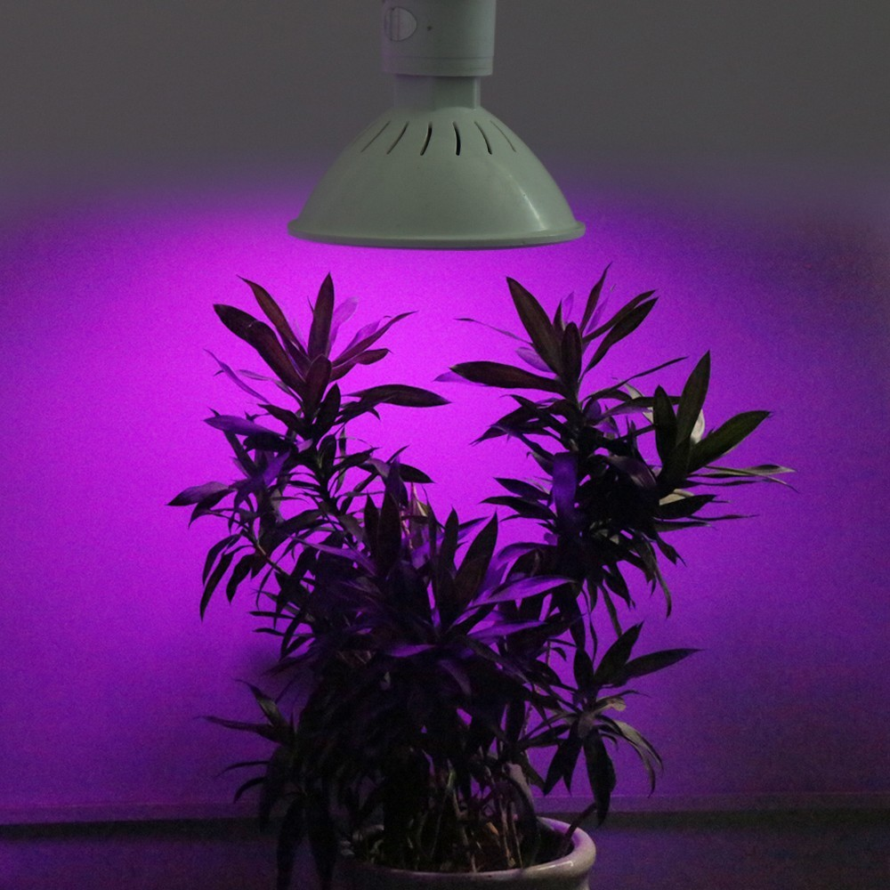 10pcs New Hydroponics Lighting 20W E27 166Red/34Blue Led Grow Light for Plants Flowering Led Lighting Aquarium Lamps