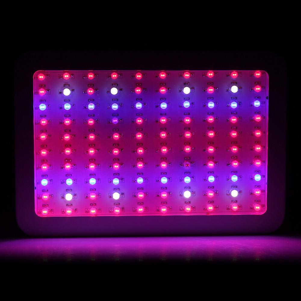 4pcs Led Plant Grow Light Red/Blue/White/UV/IR 1000W Full Spectrum Led Grow Lights for Flowering Plants aquarium lighting