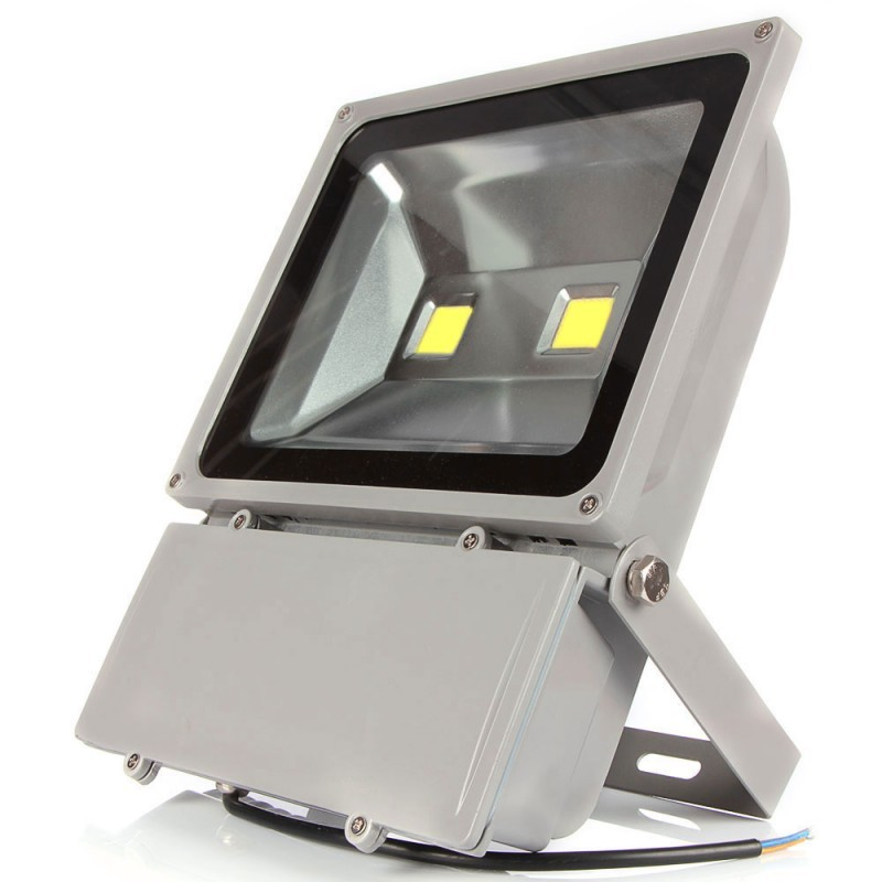 1pcs led floodlight Waterproof IP65 100W 150W 200W 300W 400W Outdoor Lighting AC85-265V Led reflector Lamp for Square