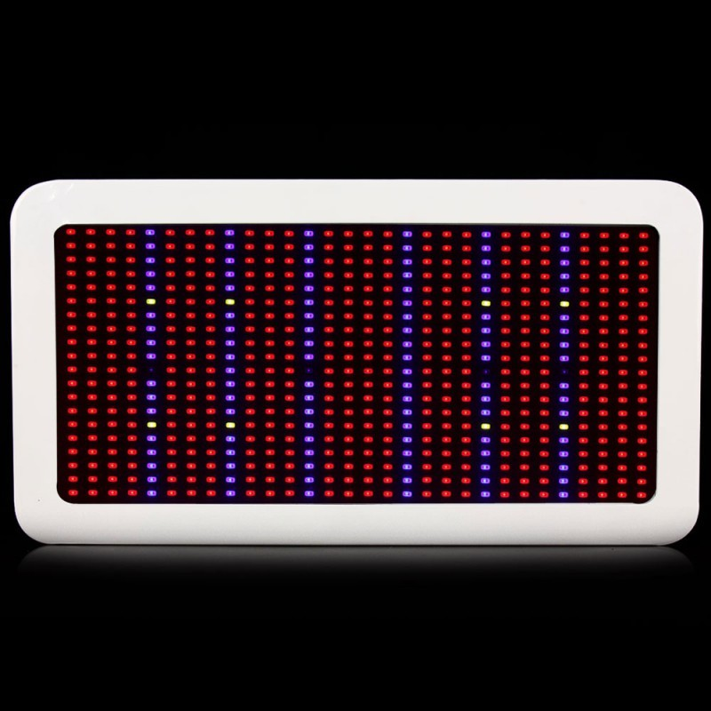 2pcs Full Spectrum 600Leds Led Grow Light 600W For Plants Vegetables Hydroponic System Led Lighting Panel Grow Lamp