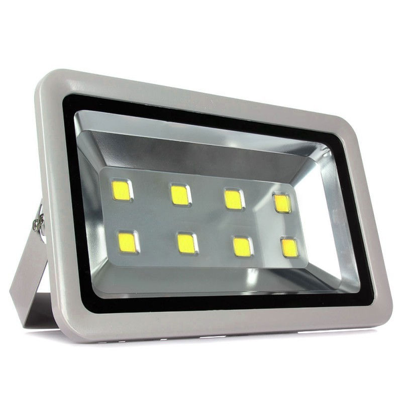 1pcs High Power LED Reflector 400W Led Floodlight Outdoor Lighting IP65 Waterproof Led Lamp Warm/Cold White AC85-265V