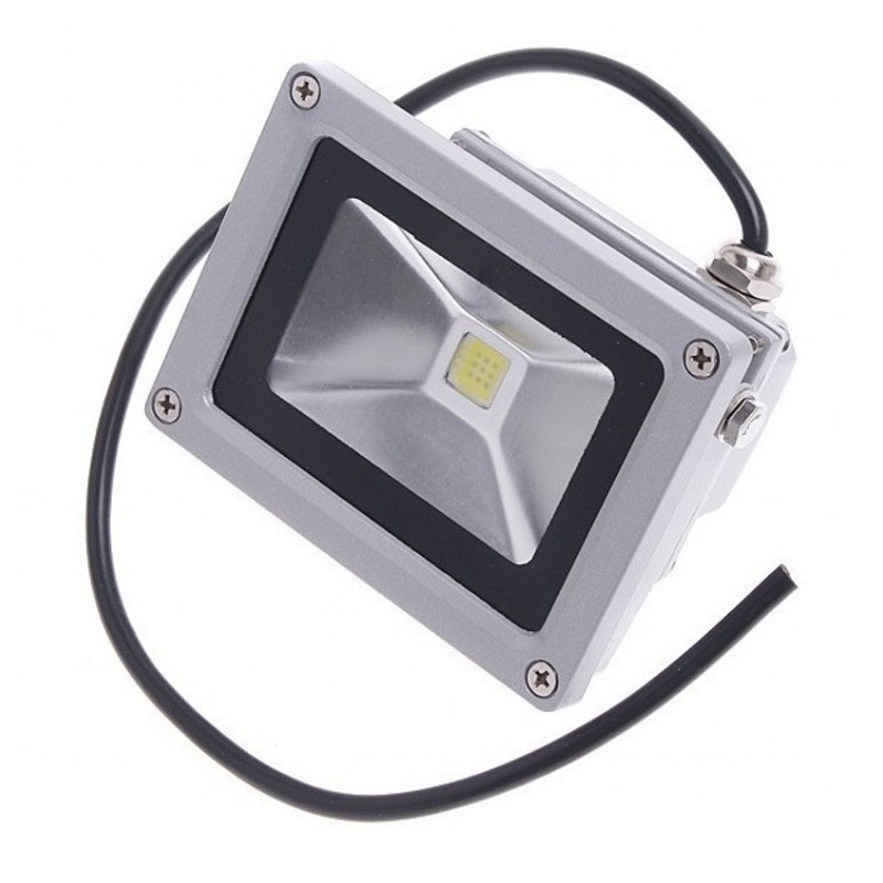 1pcs Outdoor Lighting 10W 20W 30W 50W Led Flood Light IP65 Waterproof Floodlight Led Spotlight AC85-265V RGB Warm/Cold White