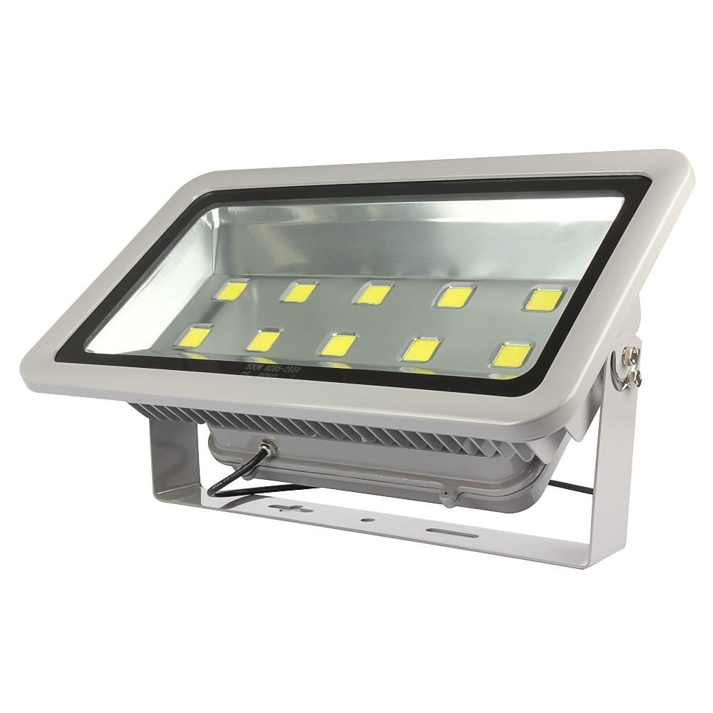 10pcs Wholesale Led Flood Light 500W Waterproof IP65 Outdoor Lamp Landscape Light Spotlight Square Light Floodlights CE&ROHS