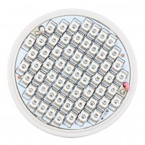 1X Full Spectrum Led Grow Light E27 6W AC85-265V Bulb Lamp 60Leds 40 Red 20 Blue for Flowering Plant and Hydroponics
