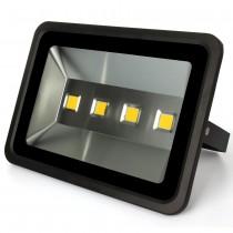 1pcs 200W Black shell Led Flood Light AC85-265V Waterproof IP65 Outdoor Lights Spotlight Floodlight Led Reflector Lamp