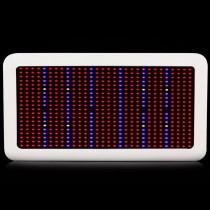 2pcs Full Spectrum 600Leds Led Grow Light 600W For Plants Vegetables Hydroponic System Led Lighting Panel Grow Lamp