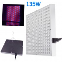 2015 Newest LED Panel Light for Plant growing 135W 165Red+60Blue Led Grow Light Lamp Led Full Spectrum