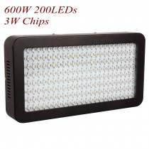 4pcs Grow Light Full Spectrum 600W Led Grow Plant Lamp AC85-265V for Grow Box Hydroponic Plants Flower Green House