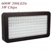 4pcs Grow Light Full Spectrum 600W Led Grow Plant Lamp AC85-265V for Grow Box Hydroponic Plants Flower Green House