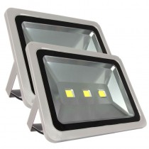 1pcs Outdoor Lighting 100W 150W 200W 300W 400W Led Floodlight Warm/Cold White AC85-265V Waterproof IP65 Spotlight