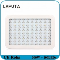 1pcs LAPUTA 2015 Newest Led Grow Light Full Spectrum 300W Led Lights Growing Plants Grow Box Tent Led Lights for Indoor Growing