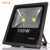 8pcs Waterproof IP65 100W High Power Led Floodlight Warm/Cold White Led Reflector Spotlight Led Flood Light