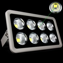 1pcs Led Reflector 400W LED Floodlight COB Led Spotlights Waterproof IP65 Warm/Cold White AC85-265V