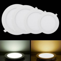 1pcs Led Panel Light Round Led Lamp 3W 4W 6W 9W 12W 15W 18W 20W 24W Led Ceiling Downlight for Kitchen Living room Led Light