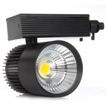 10pcs 20W COB LED Track Light Clothing Store LED Rail Light High Bright AC85-265V Warm/Cold White Ceiling Spotlight