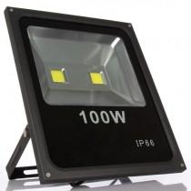 1pcs Led Reflector 100W Led Floodlight Outdoor Led Light Spotlight Bulb Lamp Flood Light Warm/Cold White