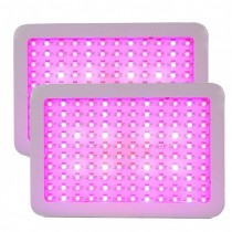 2pcs High Power 600W Led Grow Light Full Spectrum 5W chips 120leds For Plants Veg Flower Hydro Led Panel Grow Lighting Lamp