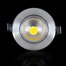 1pcs 3W 6W COB LED Ceiling Downlights Recessed Spotlights for Kitchen Bathroom Warm/Cold White AC85-265V Led Lamp
