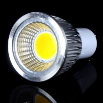 10pcs COB Lamp GU10 3W 5W 5W 9W AC85-265V High Power Led Light Spotlight Bulbs Lamps