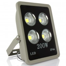 1pcs COB 200W 300W 400W Led Floodlight Waterproof Led Outdoor Lighting IP65 Warm/Cold White AC85-265V