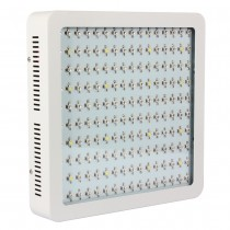 2pcs 1600W Double Chips LED Grow Light Full Spectrum 410-730nm For Indoor Plants and Flower Phrase Very High Yield AC85-265V