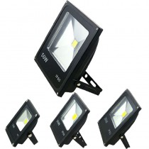 10pcs Outdoor Lighting Led Floodlight 10W 20W 30W 50W 70W 100W RGB Warm/Cold White IP65 Waterproof Led Spotlight Flood Light