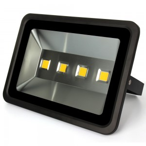 1pcs 200W Black shell Led Flood Light AC85-265V Waterproof IP65 Outdoor Lights Spotlight Floodlight Led Reflector Lamp