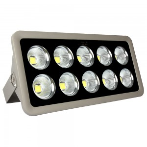 10pcs AC85-265V COB Led Flood 500W Light High Quality Floodlight Spot Lamp Waterproof IP65 Led Reflector Outside Light