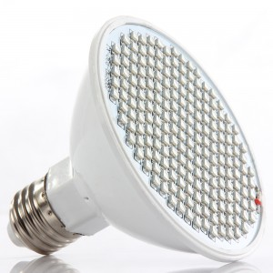 10pcs SMD200 Led Grow Light 20W Led Plant Lamps E27 AC85-265V Red/Blue for Flowering Plant and Hydroponics System